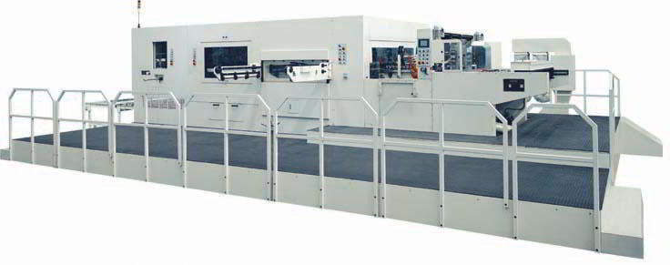 2100S Automatic  Die-cutting