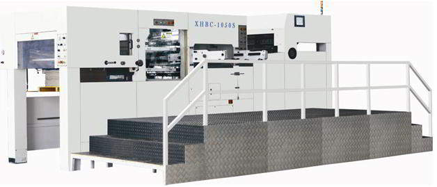 1050S Punching Die-cutting & Waste-remov