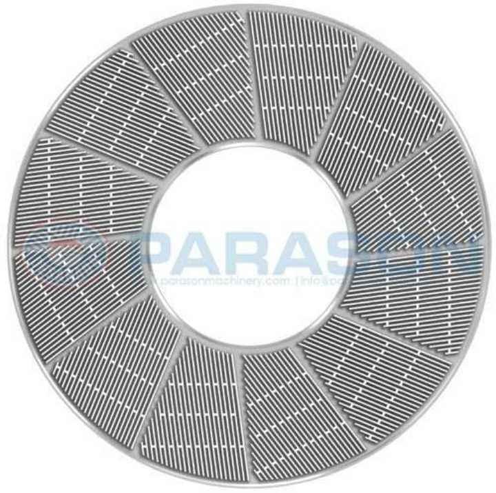 Refiner Plates (Variable Rib)