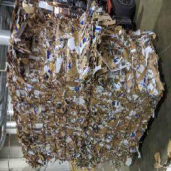 Box Board Cuttings (BBC), Coated Unbleached Kraft Waste
