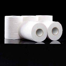 Biodegradable Bulk Toilet Paper 4ply WC paper
