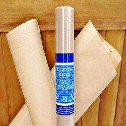 Brown Ribbed Kraft Paper (Recycled)