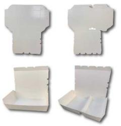 Food Grade Die-Cut Blank for Cups and Boxes
