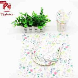 Eco-friendly Color Paper Dinnerware Napkin and Plates