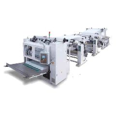 1500 Facial Tissue Folding Machine (with Lamination Device)