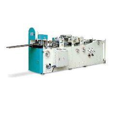 Pocket Tissue Folding Machine