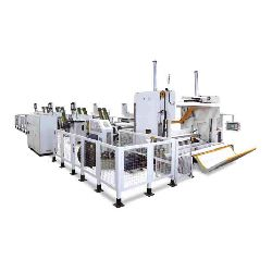 1000 MPM High Speed Slitter Rewinder