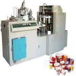 Paper Cup Shaping Machine