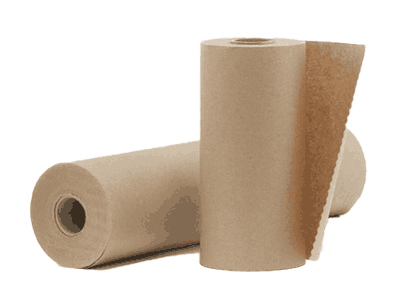 Recycled Absorbent Kraft Paper