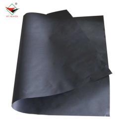 Eco Friendly Uncoated Laminated Black Cardboard
