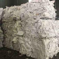Hard White Waste Paper