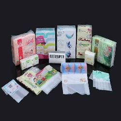 Tissue Paper Carrying Packaging Bags