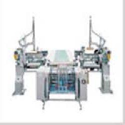 Cartonbox Making Machine (Semi-automatic