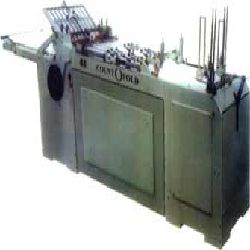 Paper Counting And Folding Machine