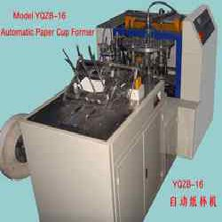 Automatic Paper Cup Forming Machine