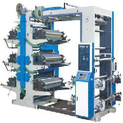 Six-Colour Flexible Letter Press