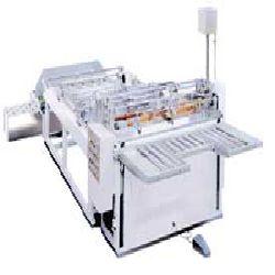 Semi - Auto Gluer Machine