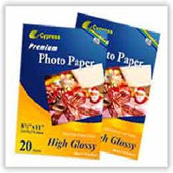 Glossy Photo Paper (RC Grade)