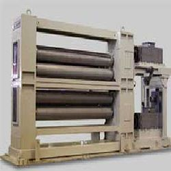 Combination Corrugating Machine