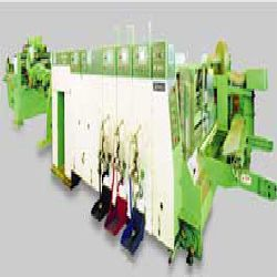 Folding Gluer and Counter Ejector