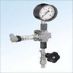 Electronic Pressure Gauge Station