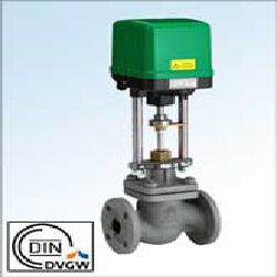 Electric and Pneumatic Control Valves