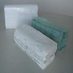 Z-fold Hand Towel