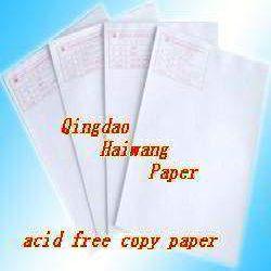 17g MF White Tissue Paper