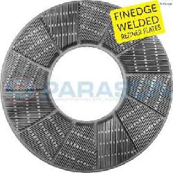 Finedge Welded Bar Refiner Plates