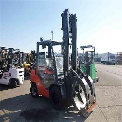 Used Paper Roll Clamp Forklifts