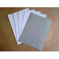 Duplex Board with Grey Back/White Back, Coated and Uncoated