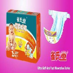 Ultra Soft Baby Diapers