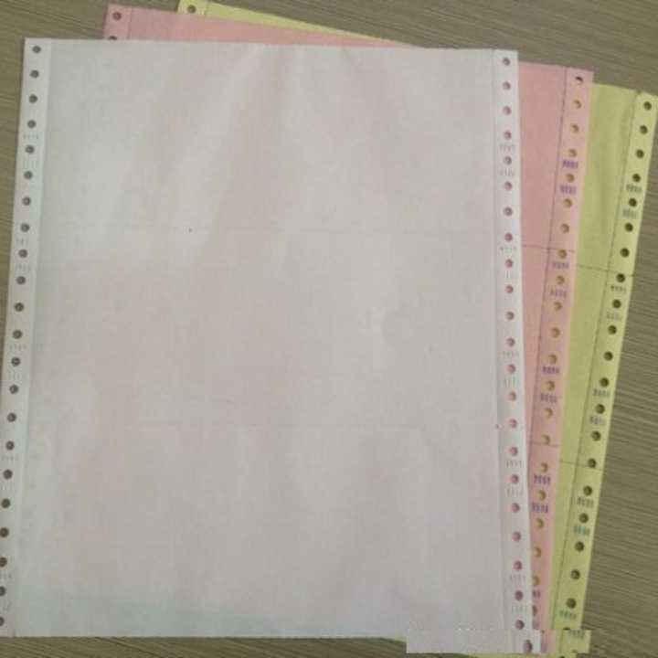 Carbonless Paper CB/CFB/CF
