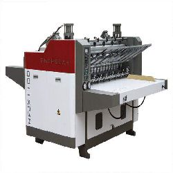 Semi-auto Card-pasting Machine