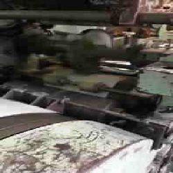 Flat/Satchel Bag Making Machine with 2-Color Printer