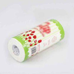 White Kitchen Tissue Paper Towels Rolls