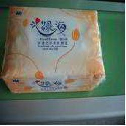 Faical Tissue with plastic bag