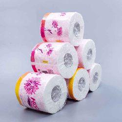 Bulk Soft Toilet Paper Rolls
