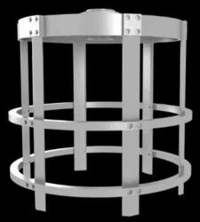 Inflow Pressure Screens
