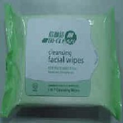 Face Cleansing Wipe