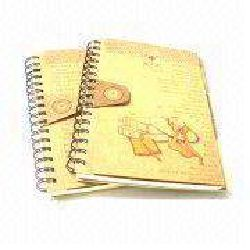 A5 Spiral Notebooks