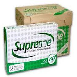 Supreme Excellent A4 Copy Paper 80gsm/75