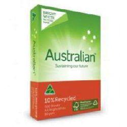 Australian White copy paper 80gsm/75gsm/