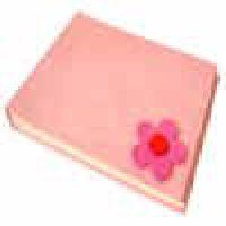 Stitched Album Rose color
