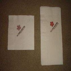 Paper Napkin 33*33cm 2ply 1/8fold