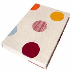 Bubble Note Book Gainsboro Color