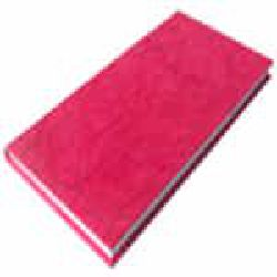 Jazz Notebook Fuschia Color