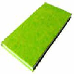 Jazz Notebook Lime Color
