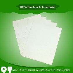 White Bleached Bamboo Pulp