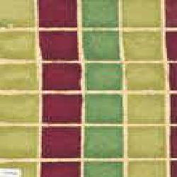 Nepali Batik Paper Sheet -  Rouge Color
